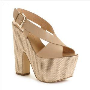 "SALE!💕 REPORT Signature Platform Sandals ""RUMSON"""